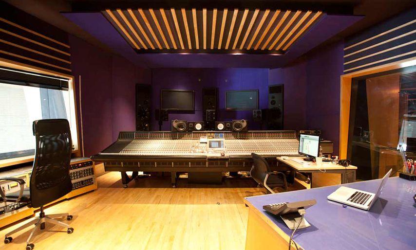 Studio E Metropolis Studios