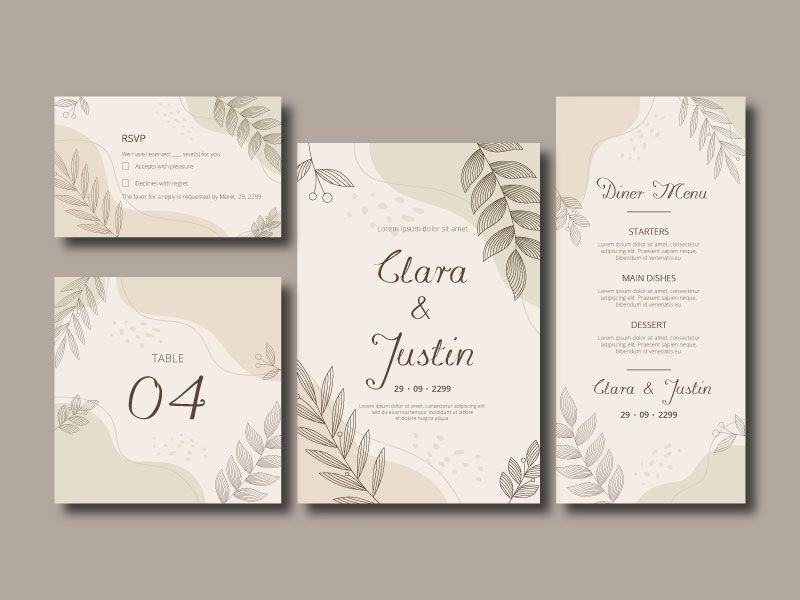 Elegant Liquid And Floral Wedding Invitation Card Free Download Floral Wedding Invitation Card Wedding Invitation Cards Vintage Wedding Invitation Cards