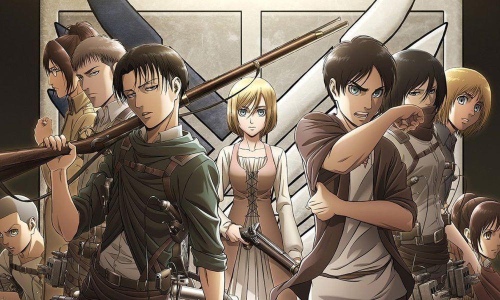 Llega A Netflix Ataque A Los Titanes Temporada 3 Parte 1 El 17 De Abril Ramen Para Dos Expo Anime Kyojin Ataque A Los Titanes