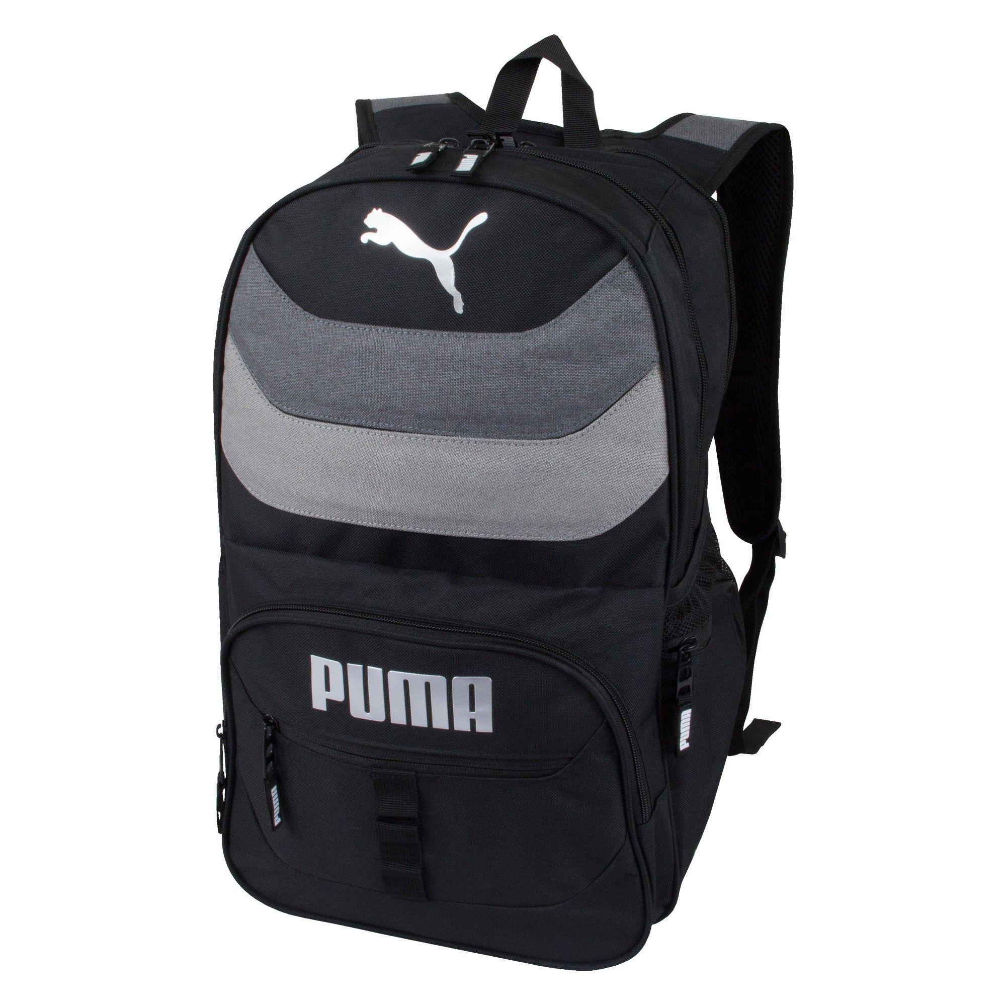 Puma 19.5 Quilt Stripe Backpack - Black   Products   Pinterest ... 669ffe84f6