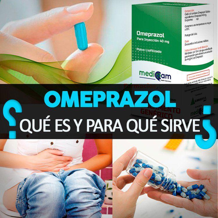 efectos secundarios de omeprazol 40 mg