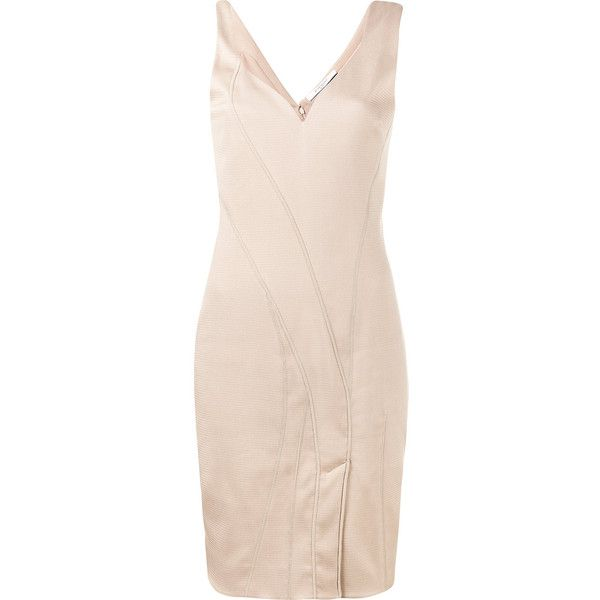 sleeveless asymmetrical dress - Pink & Purple Givenchy 0Xn6ggh7F