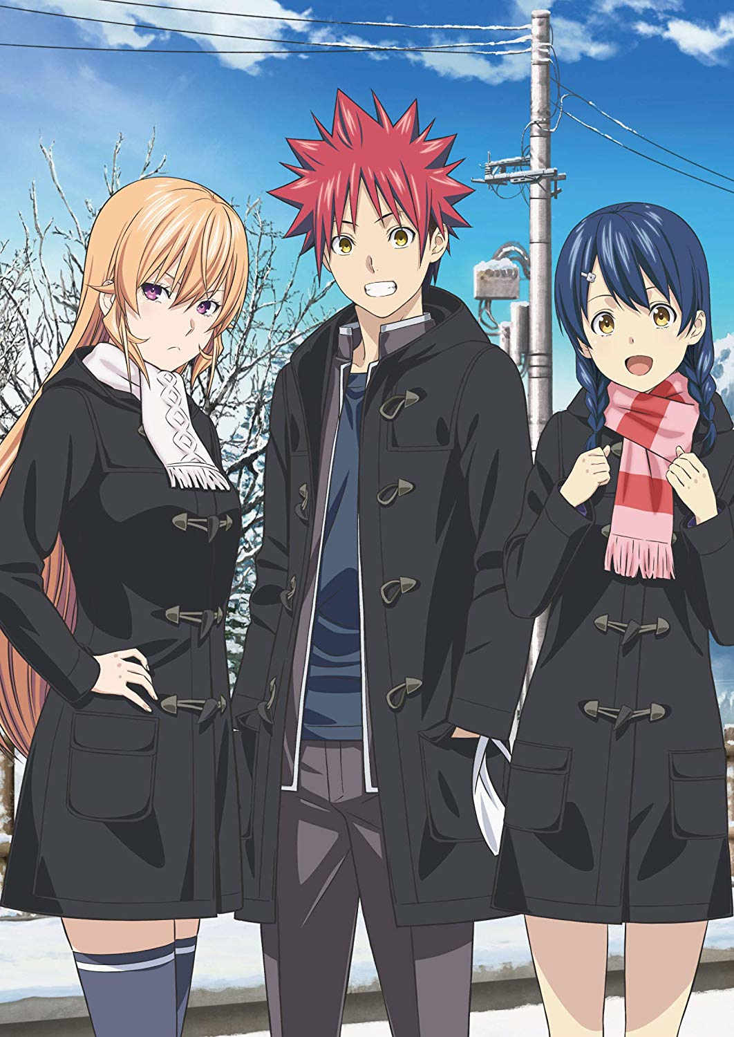 Pin on Food Wars! Shokugeki no Soma