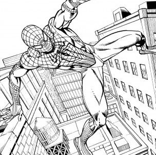 Spiderman Coloring Pages For Toddlers 1 Frenkly Com Spiderman Coloring Spiderman Coloring Pages