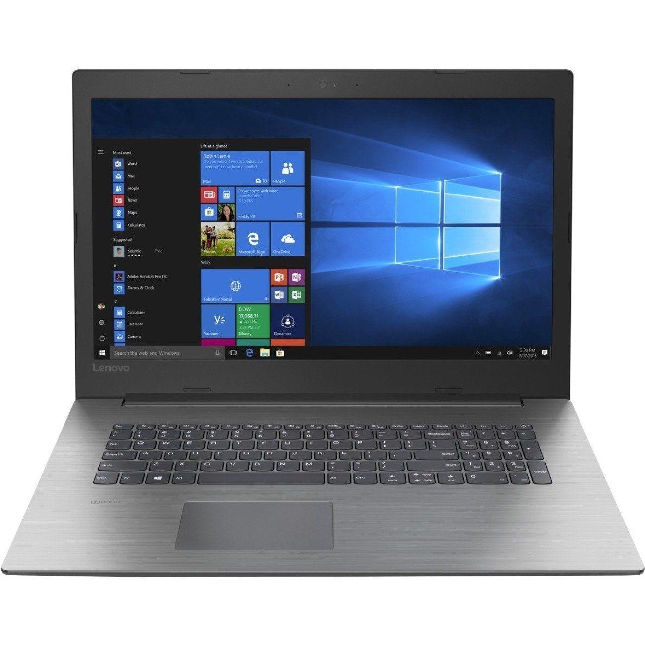 Lenovo Ideapad 330 17ast 81d70001us 17 3 Notebook 1600 X 900 A Series A6 9225 4 Gb Ram 1 Tb Hdd Platinum White Lenovo Ideapad Laptop Price Lenovo