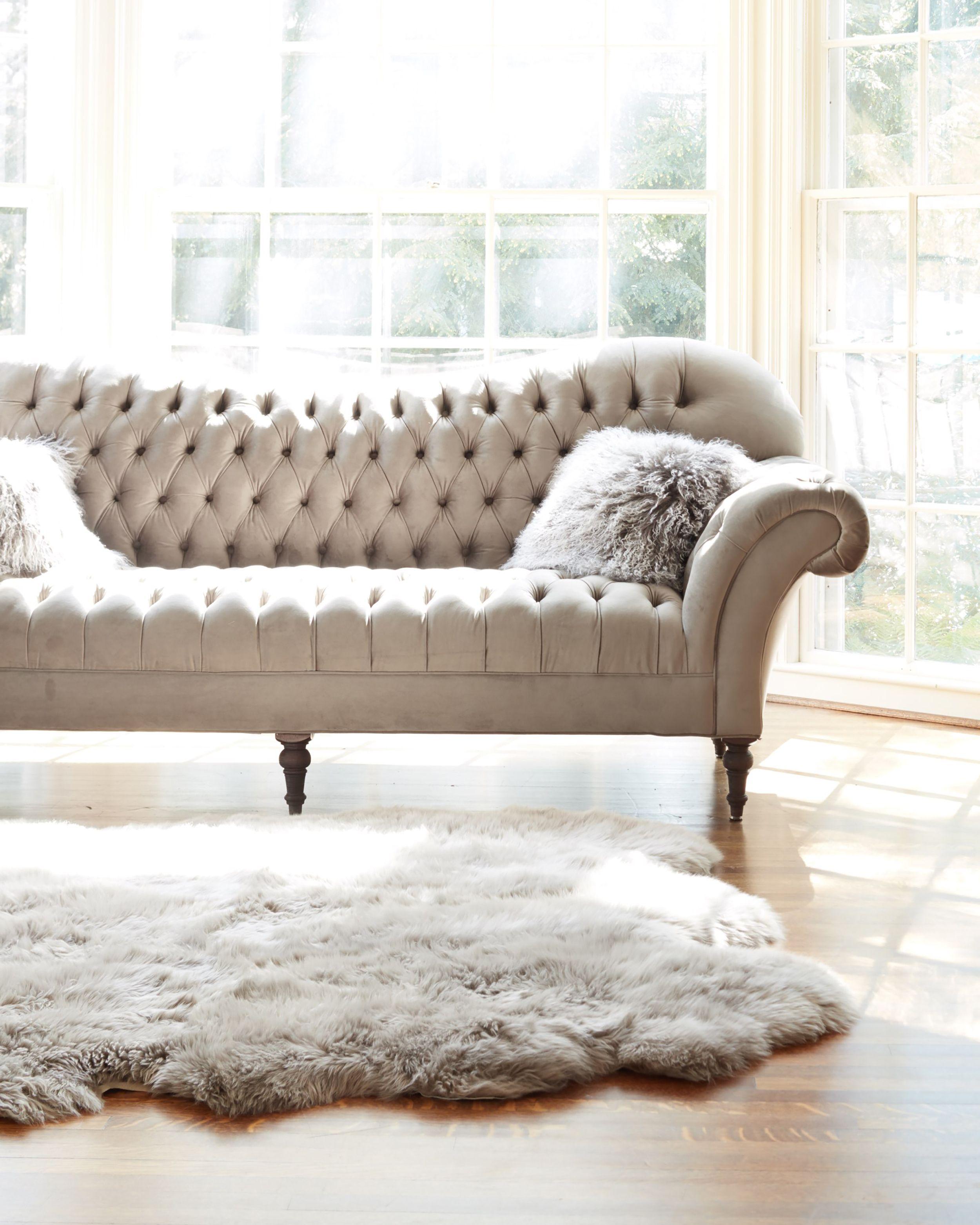 Sheepskin Wool Vole Rug Arhaus Sheepskin Rug Living Room Rugs In Living Room Arhaus Furniture #sheepskin #rug #living #room
