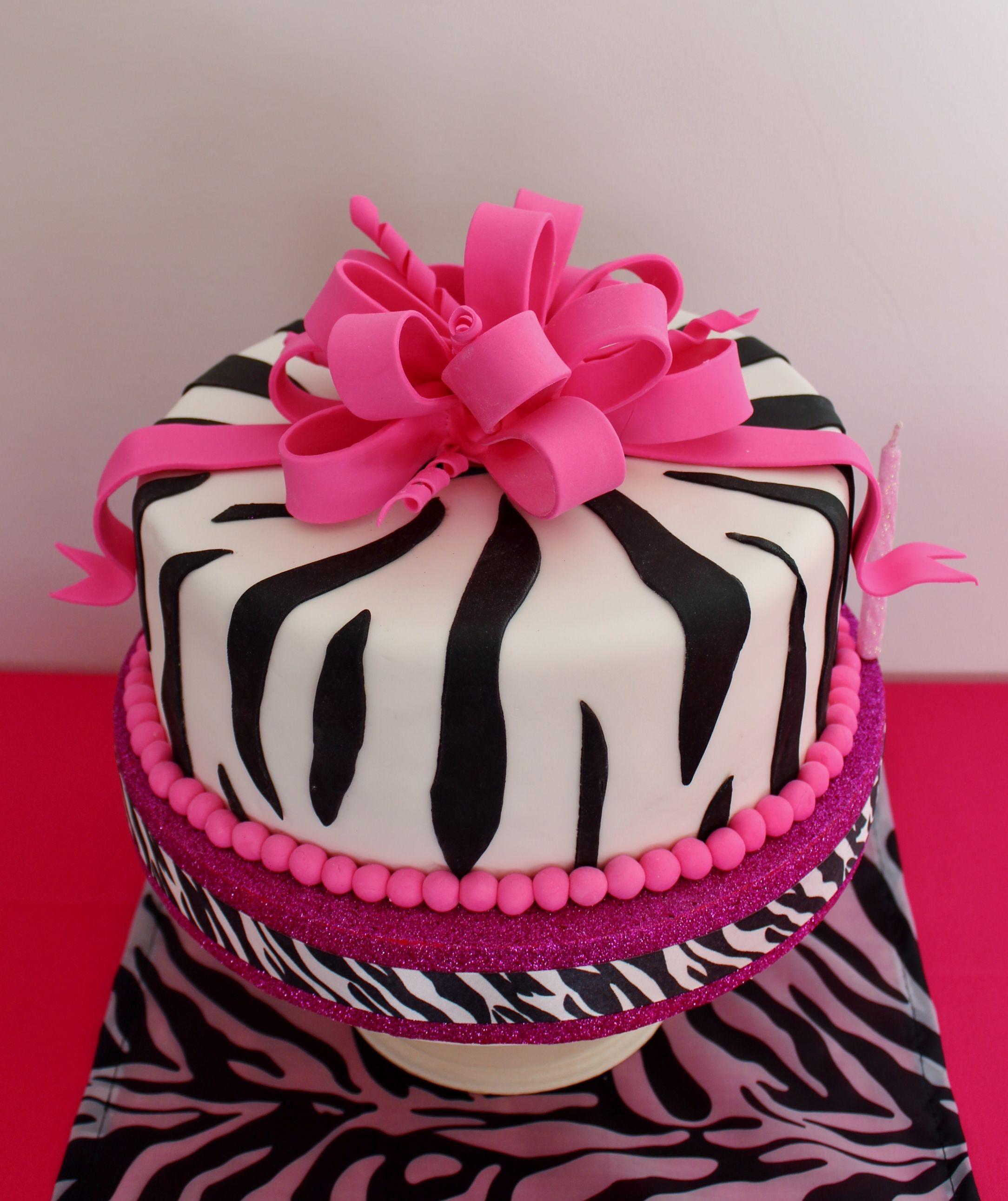 Animal Print Cake Violeta Glace | IDEAS PAR CUMPLEAÑOS | Pinterest ...