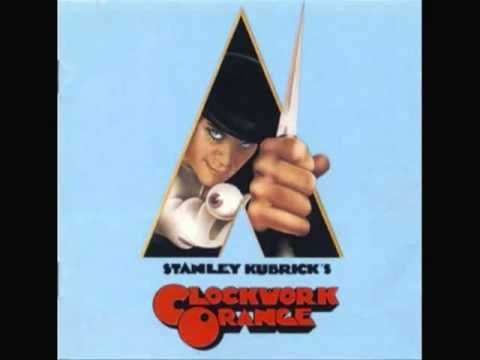 """March from A Clockwork Orange (Ninth Symphony, Fourth Movement, Abridged)""   	Beethoven, arr. Carlos Friedrich Schiller (lyric) 	Performer: Wendy Carlos (Articulations: Rachel Elkind)"