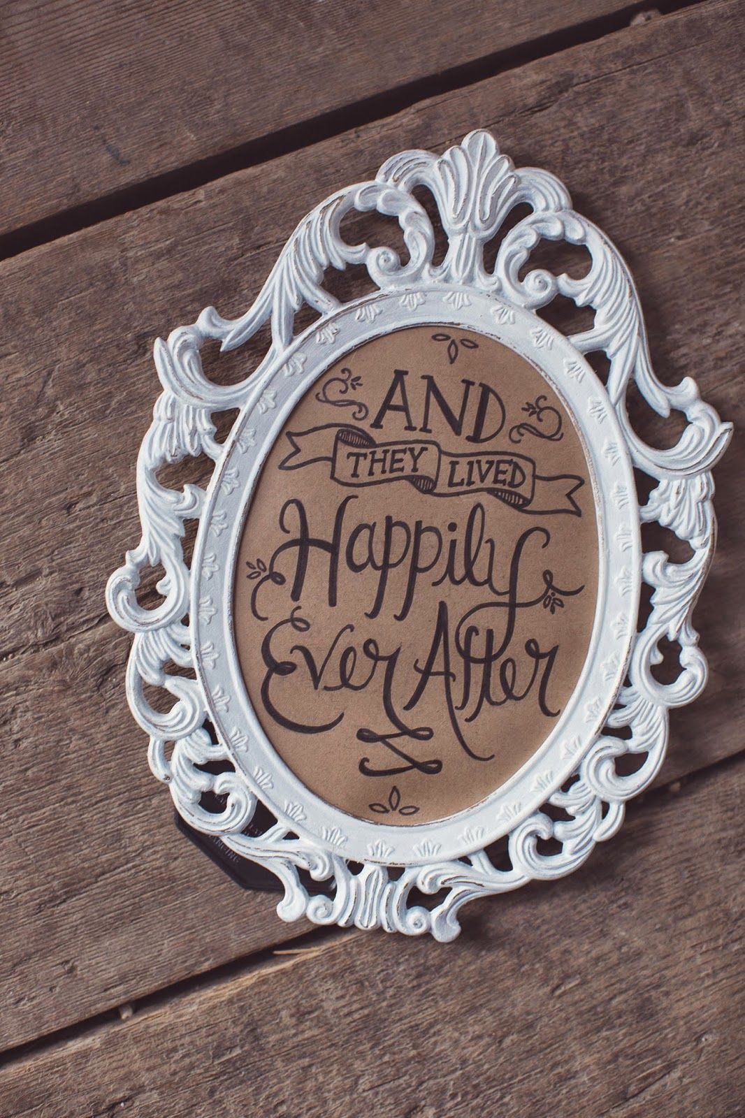 And They Lived Happily Ever After Signed By Soden
