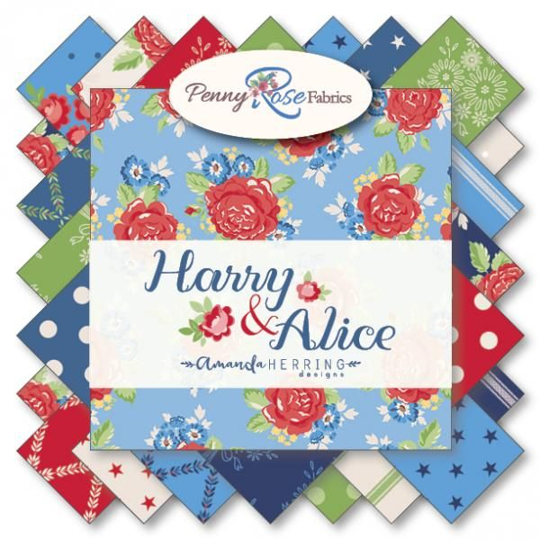 Harry Alice Fabric Penny Alice