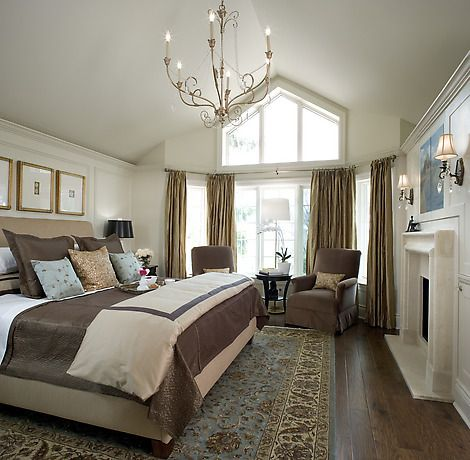 This... I like! Very nice. P ~ | Luxury bedroom master ...