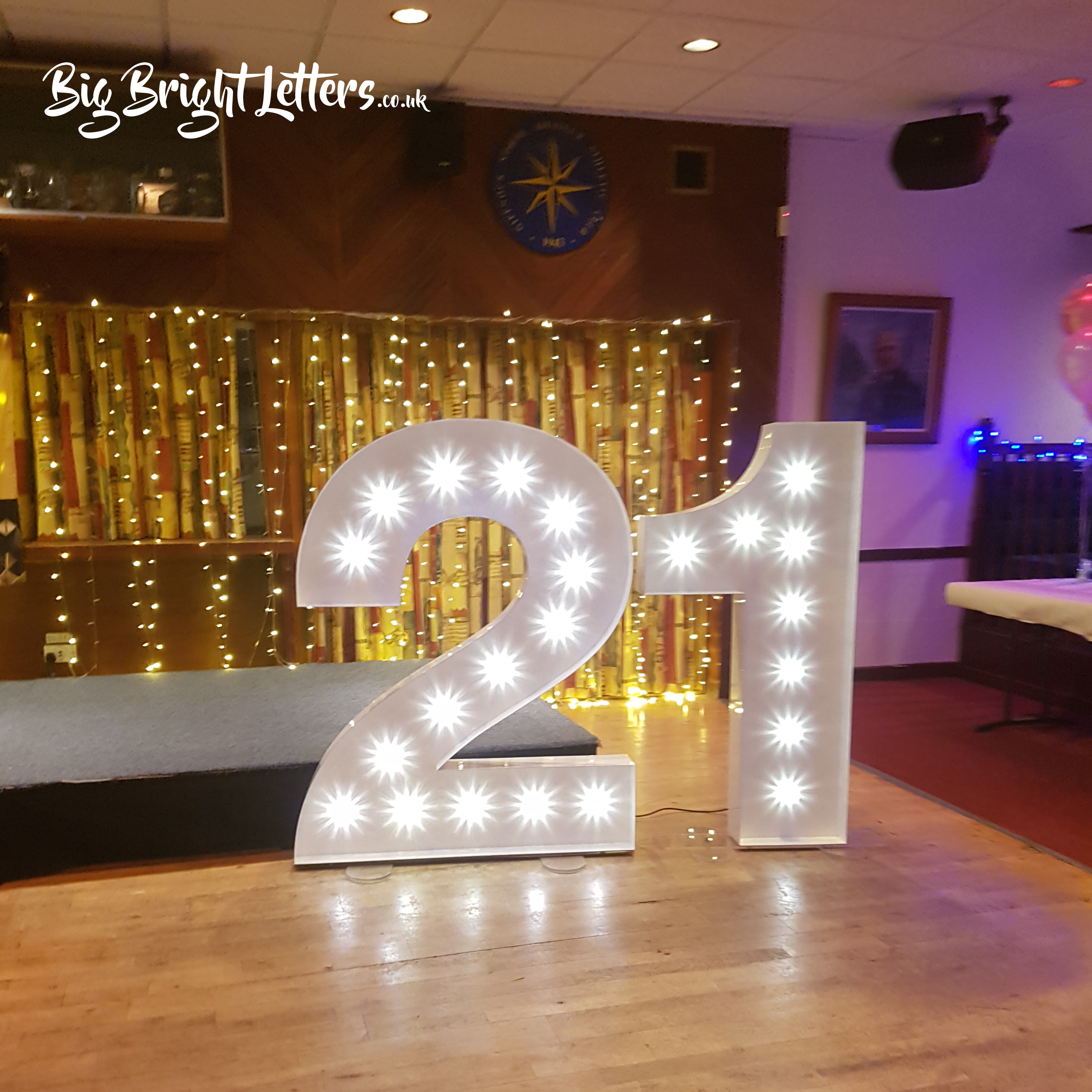 Our 5ft 21 Lights Every Number And Letter In Stock Birthdaylights Letterlights Bigbrightletters Giant21ligh Birthday Lights Light Letters Birthday Numbers