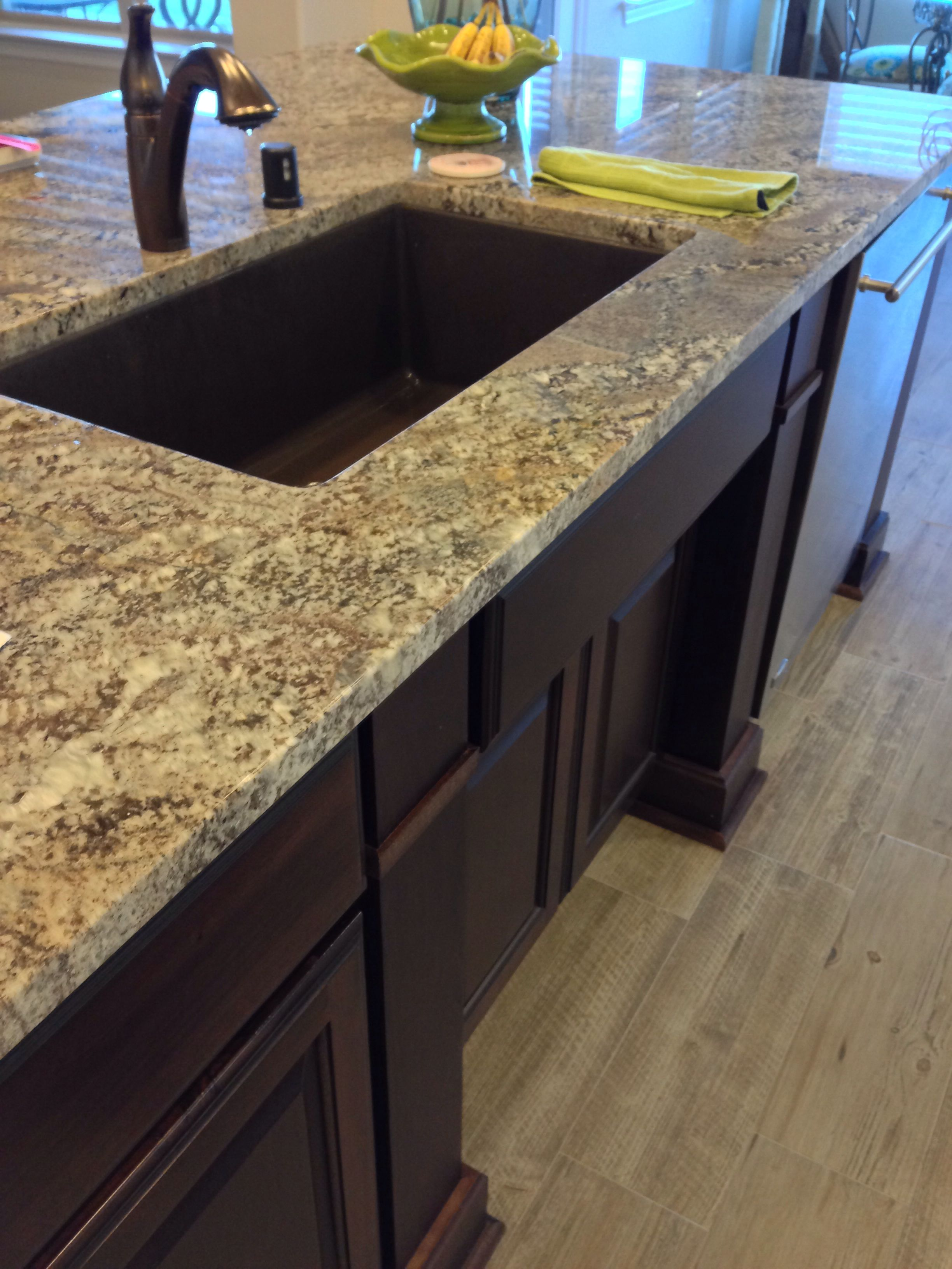 Pin By Mary Hogenmiller On House Design Project Best Kitchen Sinks Brown Kitchens Cool Kitchens
