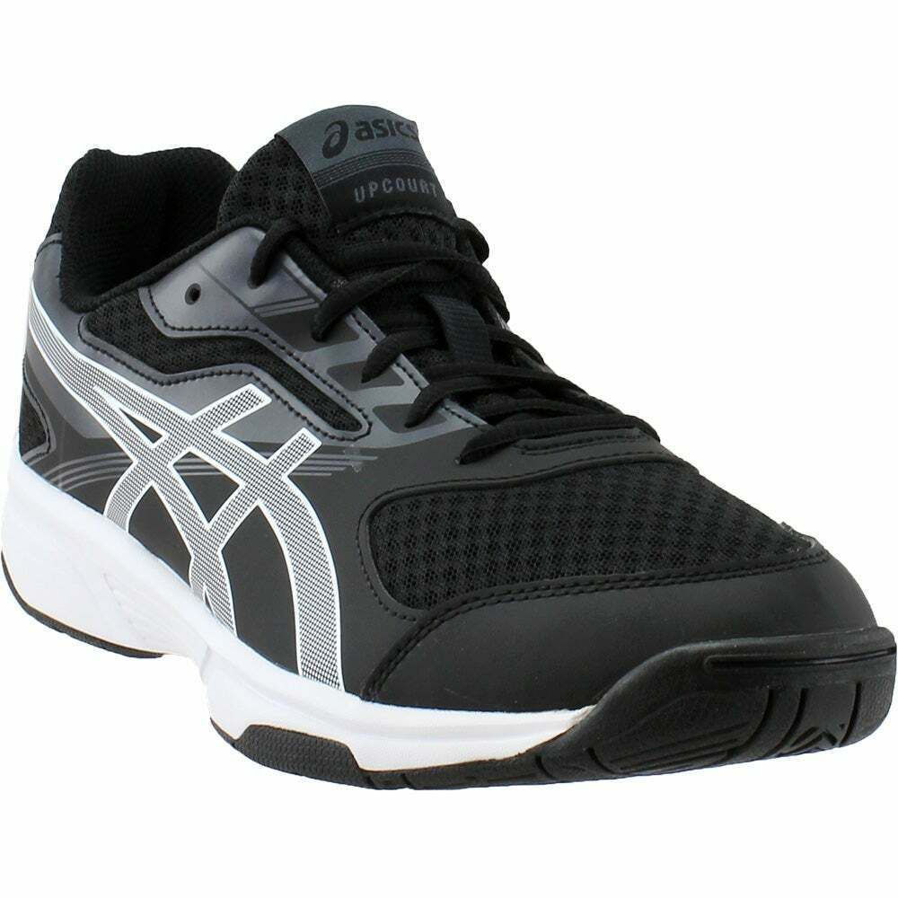 Asics Upcourt 2 Casual Other Sport Performance Shoes Black Mens Ideas Of Shoes For Men Shoesformen In 2020 Casual Running Shoes Asics Running Shoes For Men