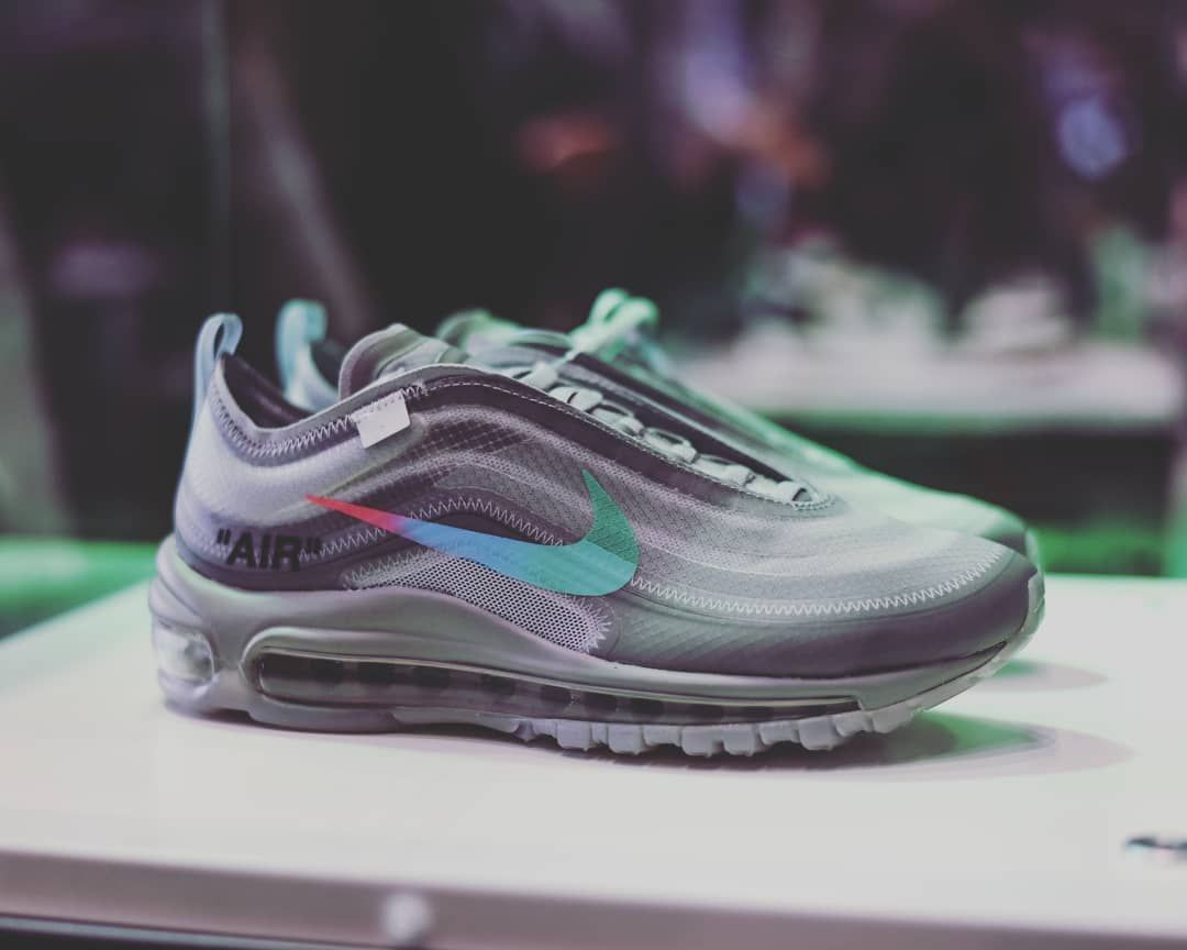 online store d3e52 b0116 Is the Nike Air Max 97 Menta the best Off-White release this year  📷 by   mrmidsole  airmax  airmaxalways  complexkicks  fashion  grailify   highsnobiety ...