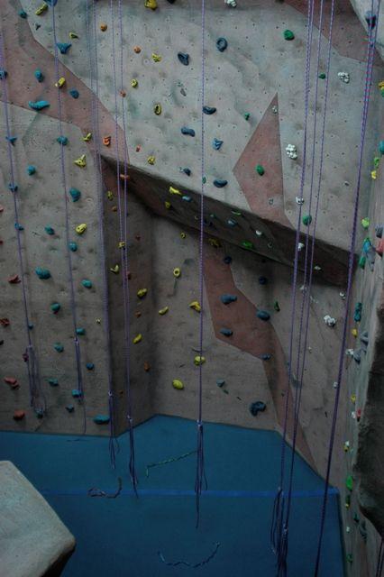 Red Mountain Center Rock Climbing Wall