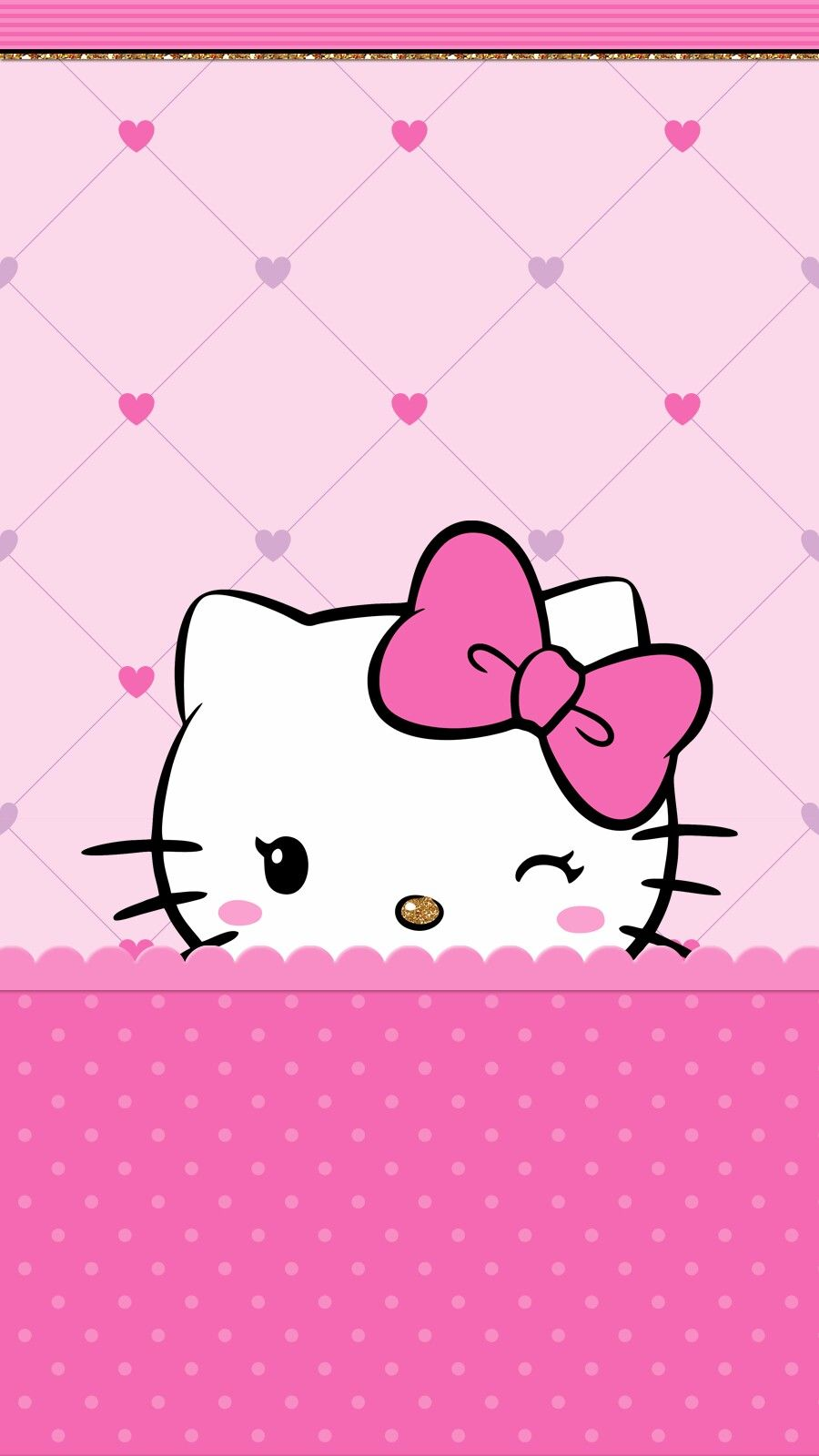It S A Girl Wallpaper Iphone Hello Kitty Wallpaper Hello Kitty