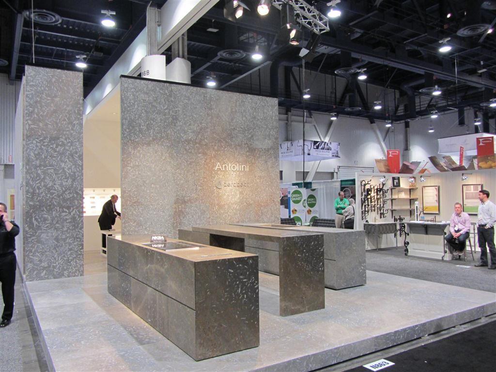 Exhibition Stand Las Vegas : Antolini luigi s p a booth at kbis lasvegas