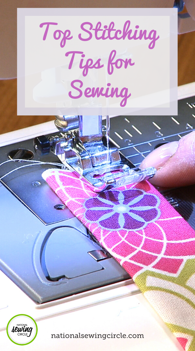 Top-Stitching Tips for Sewing Aurora Sisneros reve