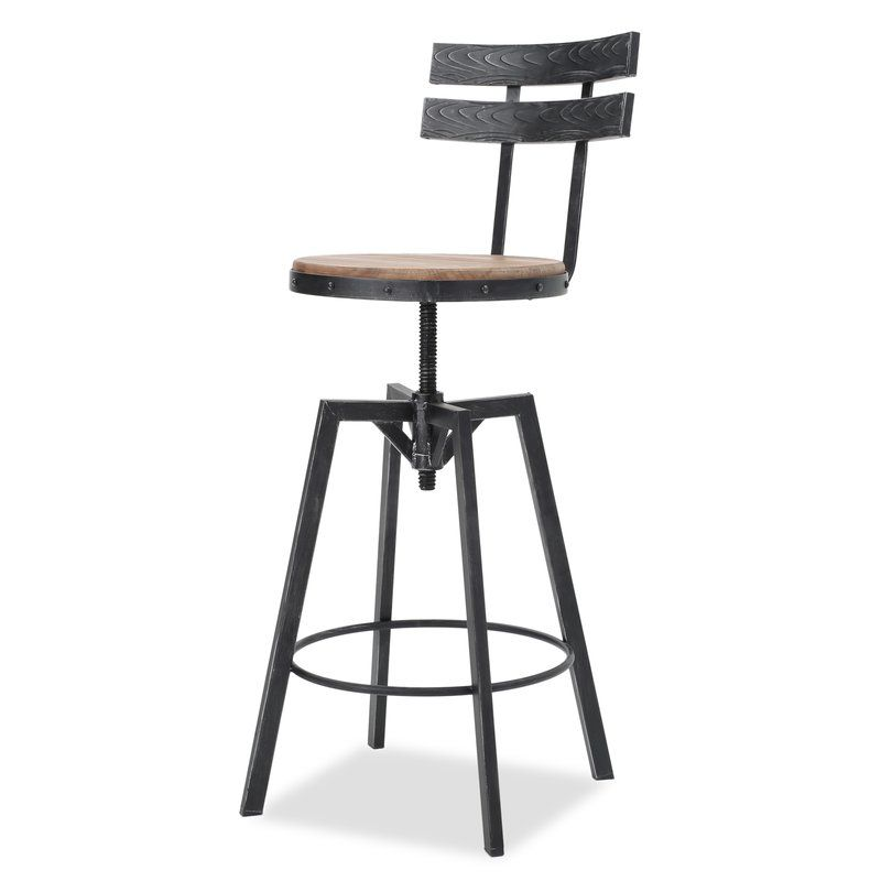 Groovy Julianna Adjustable Height Swivel Bar Stool Craft Beer Ncnpc Chair Design For Home Ncnpcorg