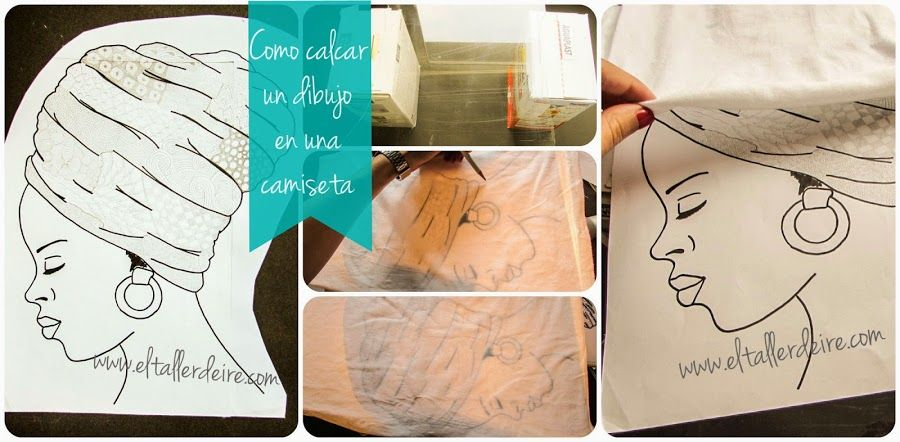 Como Calcar Un Dibujo En Una Camiseta Paso A Paso Dibujos En Unas Dibujos En Tela Manualidades