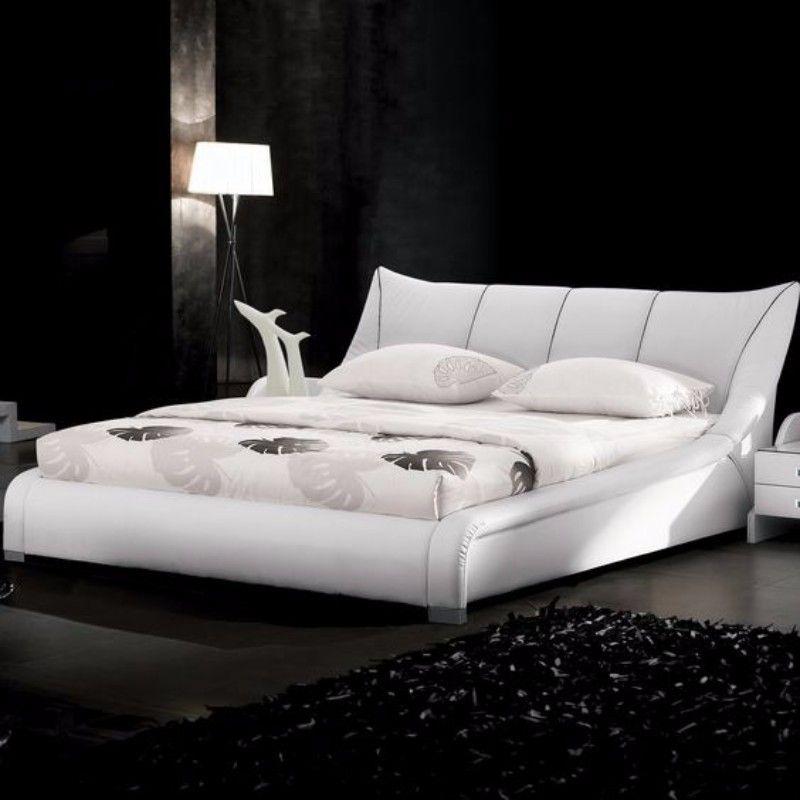 10 Schwarze Und Weiße Schlafzimmer Im Zeitgenössischen
