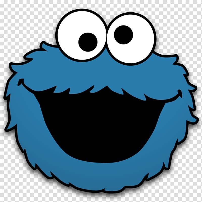 Cookie Monster Cookie Clicker Biscuits Eating Cookies Transparent Background Png Clipart Cookie Monster Drawing Monster Stickers Cookie Monster Pictures