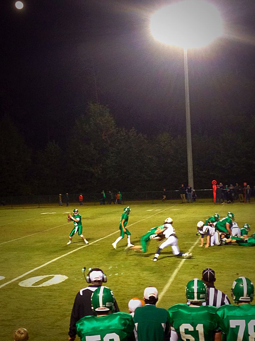Friday Night Lights in Bellville, Ga