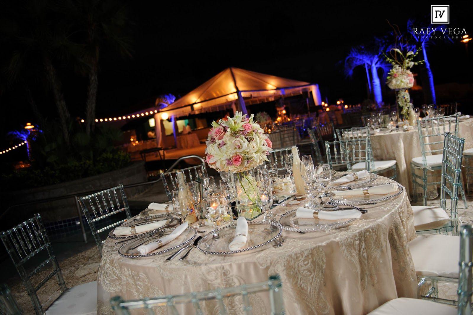 Rafy Vega Photography Fotografo De Bodas Wedding Photographer Ponce Puerto Rico Crissel Ju Ponce Hilton Hotel Costa Caribe Golf Resort Table