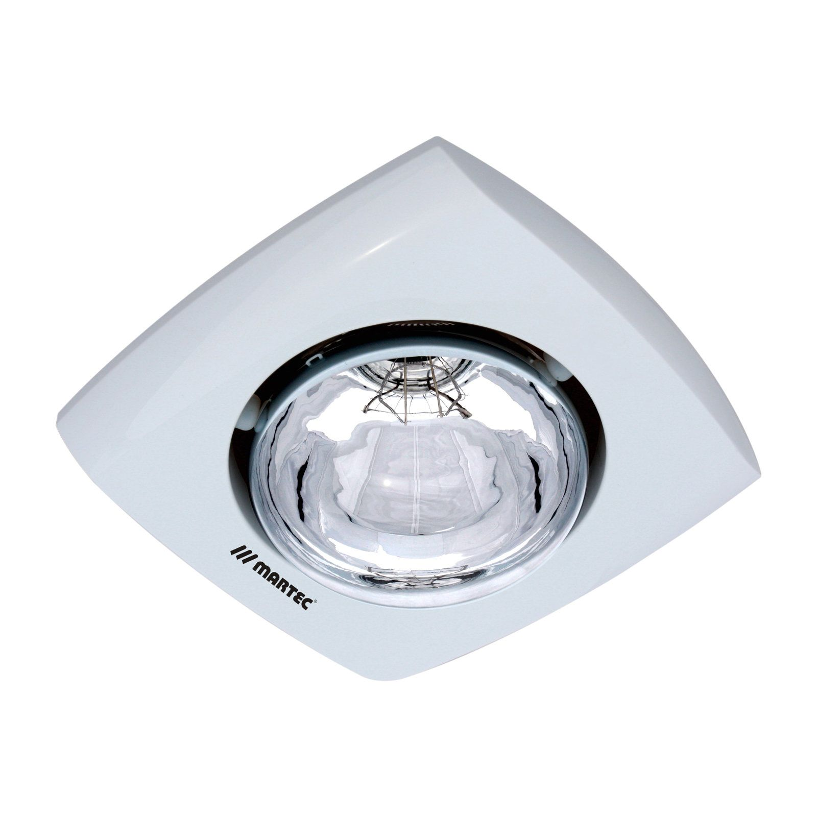 Heat Lamp Bathroom Lighting And Ceiling Fans With Images Bathroom Heat Lamp Bathroom Heater Bathroom Light Fittings