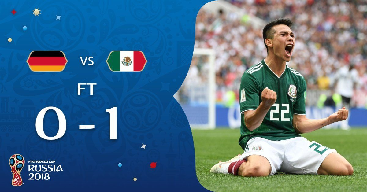 Germany Vs Mexico Highlights 1 0 Fifa World Cup Germany Vs Fifa World Cup Fifa