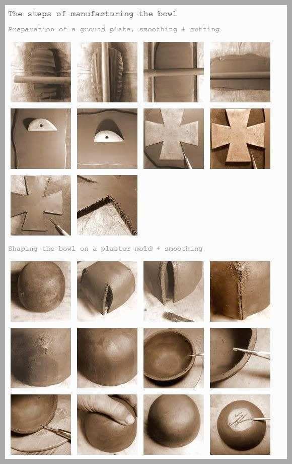 Handbuilding Pottery Templates Best 649 Best Clay ... - #Clay #Handbuilding #images #Pottery #Templates #slabpottery