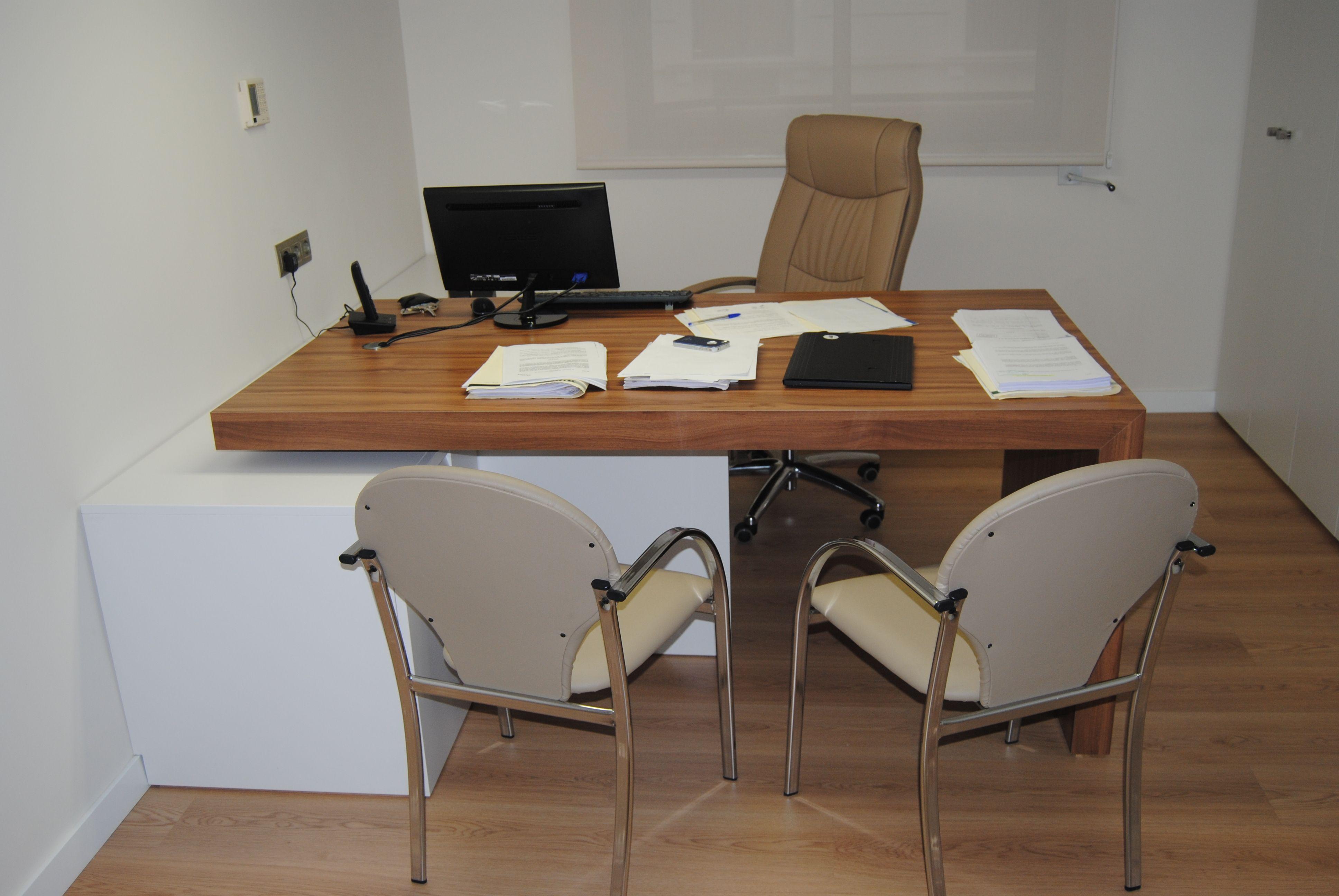 Reforma entreplanta locales para adecuarlas a oficinas for Oficinas seur alicante