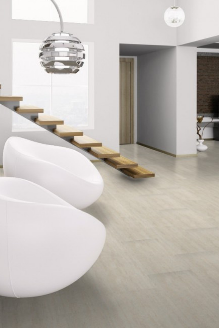 Wineo 600 Stone Do Przyklejenia Polar Travertine