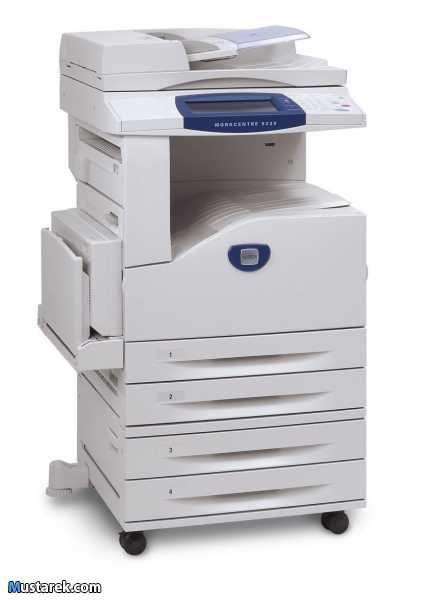 ماكينة تصوير مستندات زيروكس 5222 5225 5230 السرعة 22 25 30