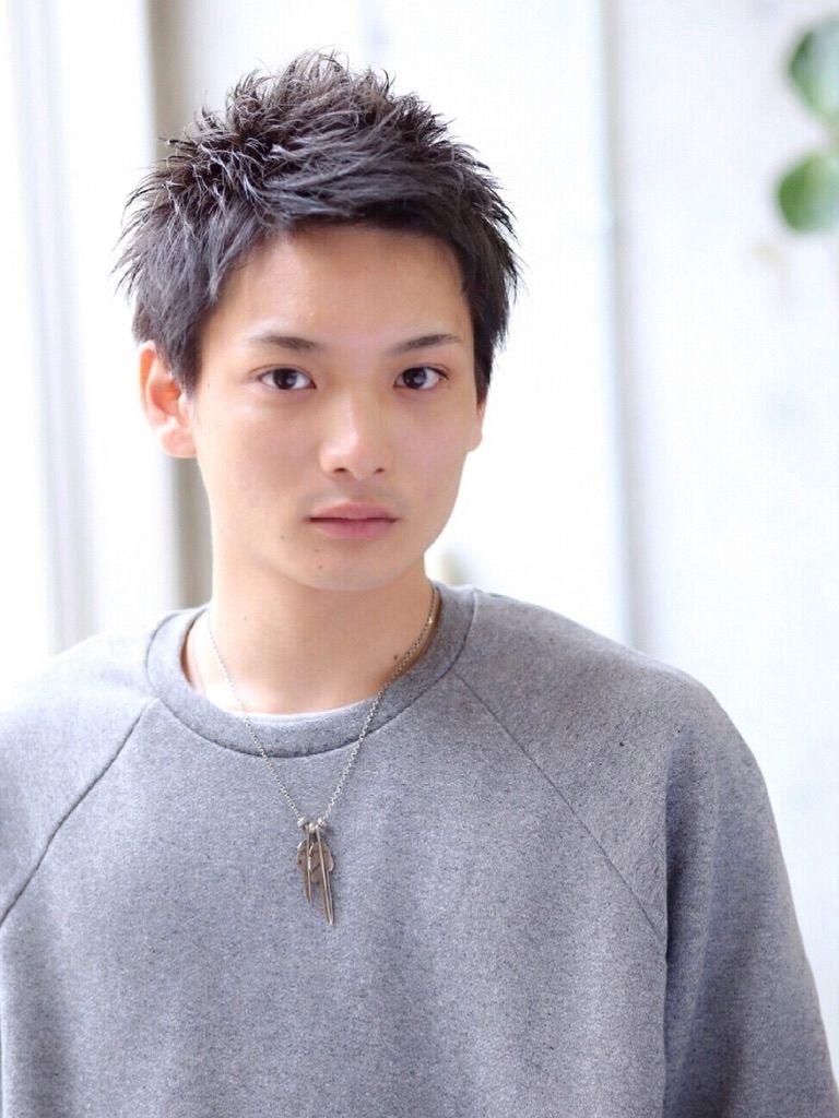 髪型 高校生 ベリー ショート 男子