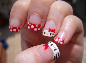 10 Fun Nail Designs For Little Girls Httpslodivenails 2