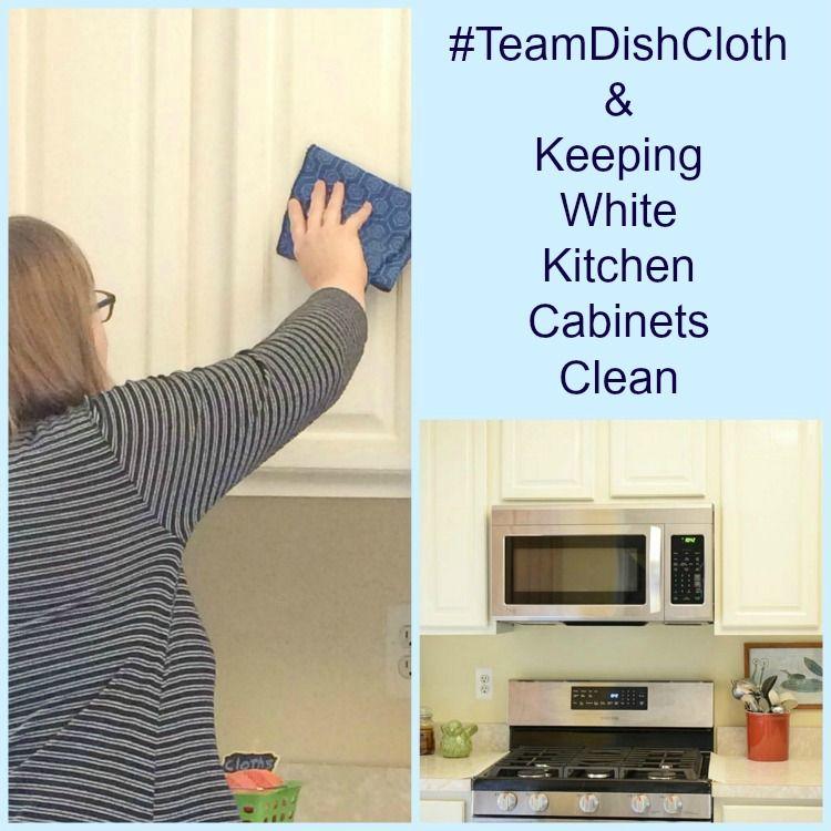 How to Clean White Kitchen Cabinets | White kitchen ...