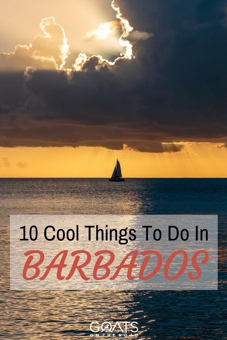Cool Things To Do In Barbados Barbados Sand Beach And Caribbean - 10 things to see and do in barbados