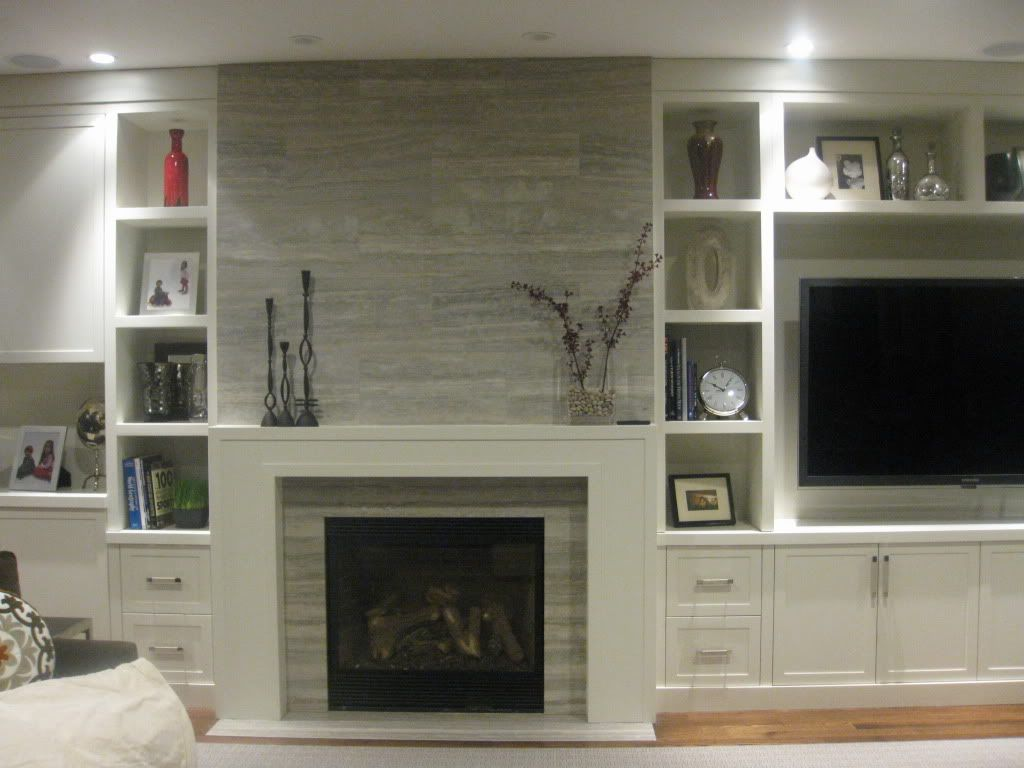 tv as focal point fireplace on side home sweet home pinterest