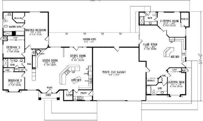 House Plans With Inlaw Apartment Separate Theapartment Superb Home Suites Floor Multigenerational House Plans Mediterranean Style House Plans Dream House Plans