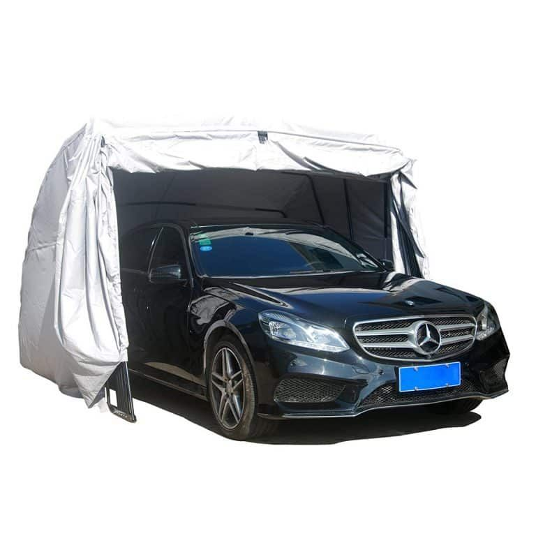 Ikuby Suv Carport Car Shelter Car Canopy Car Shed