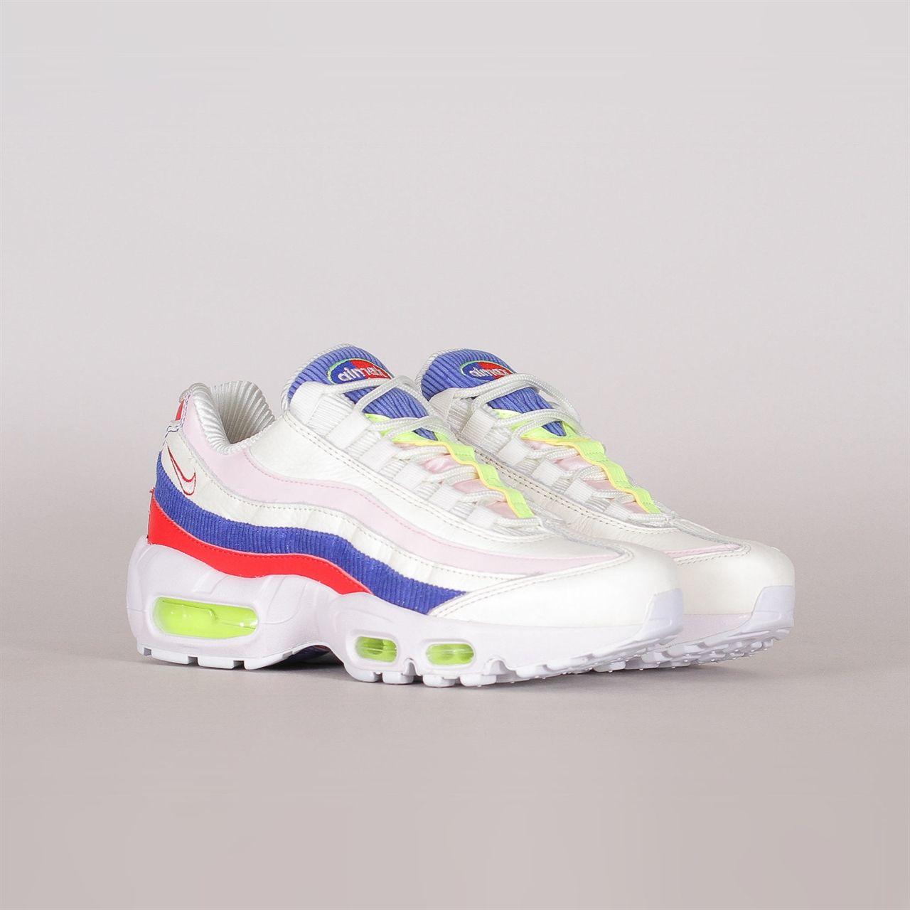 01eba15b86257e Shelta - Nike Sportswear Womens Air Max 95 SE (AQ4138-101)