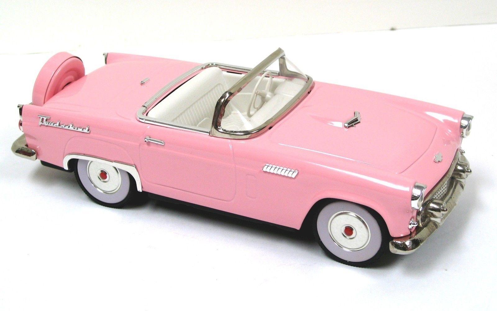 1956 pink thunderbird