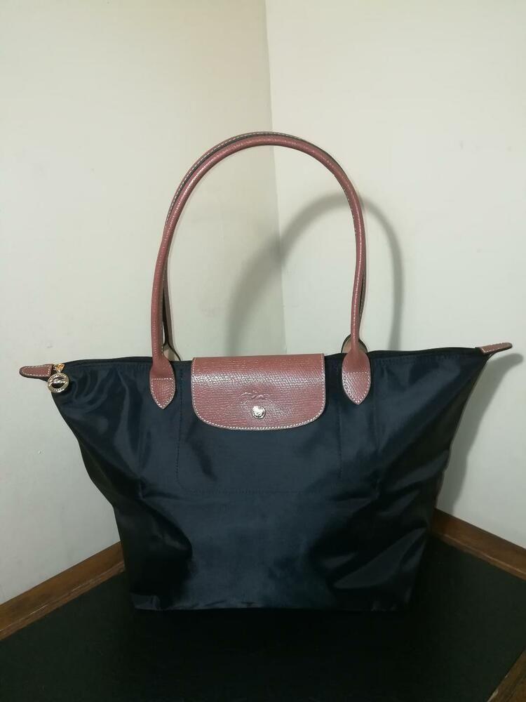 61cdd9cfae1 Longchamp Le Pliage Long Handle Large Brand NEW Black #fashion #clothing # shoes #accessories #womensbagshandbags (ebay link)