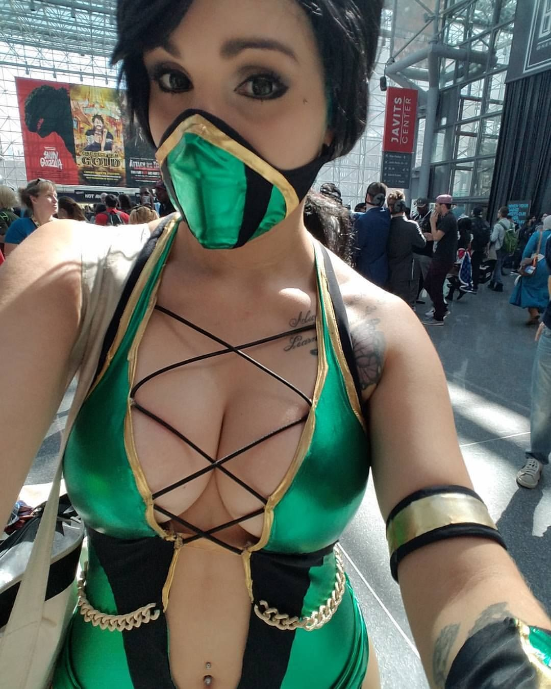 Mortal Kombat Female Characters Names And Pictures - The
