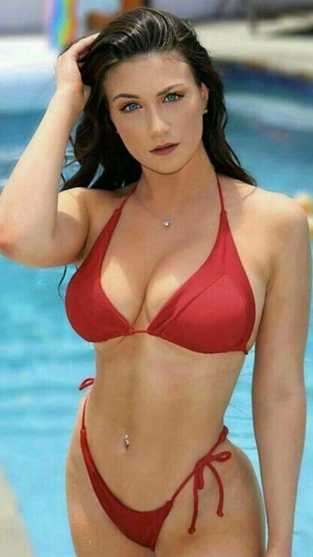 Milf bikini models Pin On Beautiful Bikini Model