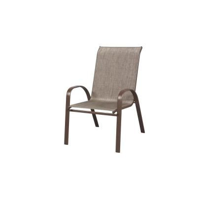 Oversized Sling Stack Patio Chair FCS00015X   The Home Depot. Similar To  Our Two