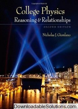 Download complete college physics reasoning and relationships 2nd download complete college physics reasoning and relationships 2nd editon nicholas giordano solutions manual instant fandeluxe Images