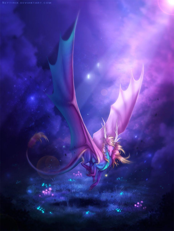Ephemeral by neytirix fantasy feral pinterest deviantart